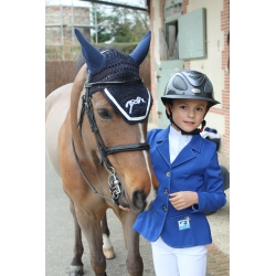 Bonnet point sellier taille poney
