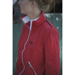 Le Point Sellier - Blouson light - Rouge