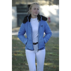 La classique  - Doudoune manches longues - Bleu lavande