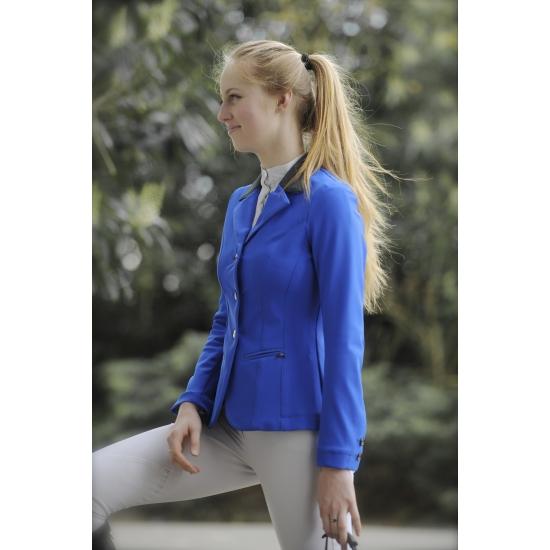 Veste de concours SPORT Point Sellier - Bleu roi & gris