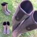Petites bottes hautes